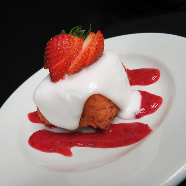 Save room for dessert from Ned's Catering. We will satisfy your sweet tooth.